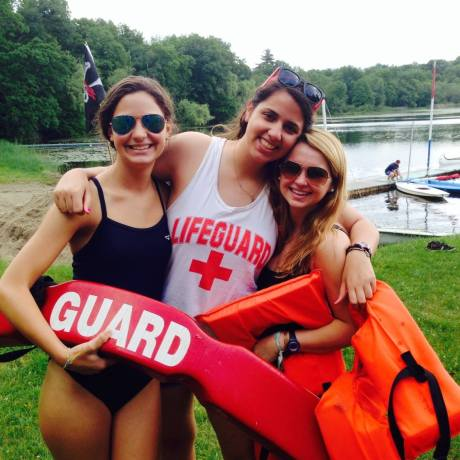 Summer Camp Lifeguard