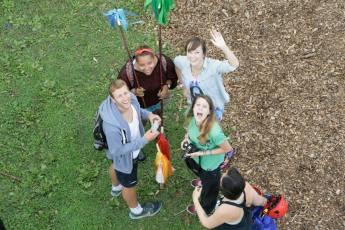 summer camp usa counselor color war