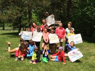 summer camp counselor diary