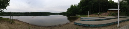 summer camp counselor diary lake