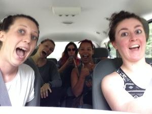 summer camp usa road trip