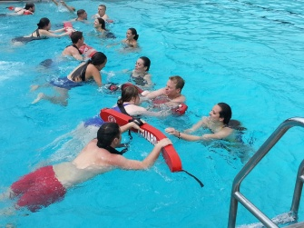 summer camp usa swimming lifeguard