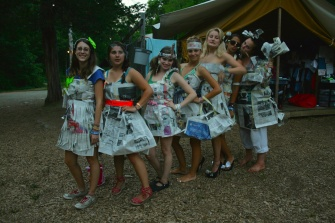 Summer camp counselor usa newspaper dresses