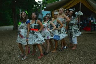 Summer camp counselor usa newspaper dresses