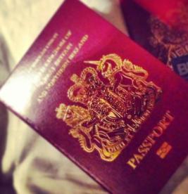 Summer Camp Visa Passport