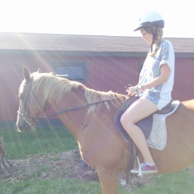 Summer Camp opportunity Horse riding