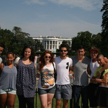 Summer Camp Travel Washington DC White House