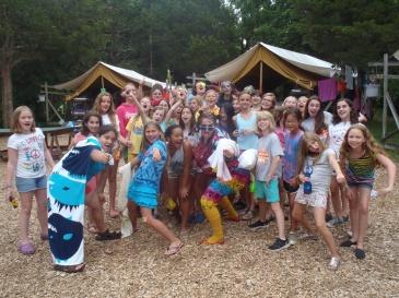 Summer camp counselor usa fun