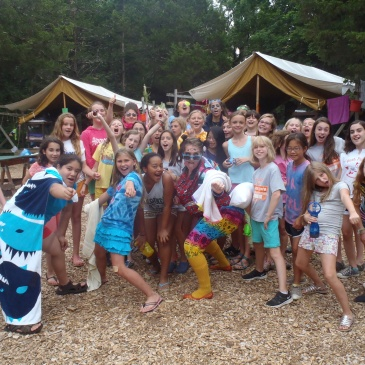 Summer camp counselor usa fun