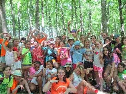 summer camp camp counselor