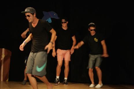 Summer camp usa boyband