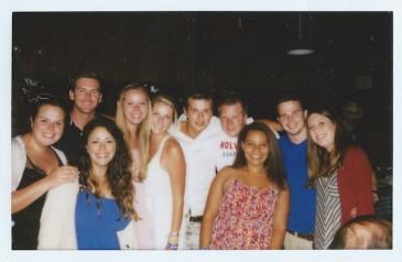 Summer Camp Staff Friends