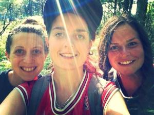 Summer Camp USA friends