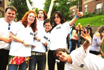 AmeriCamp team