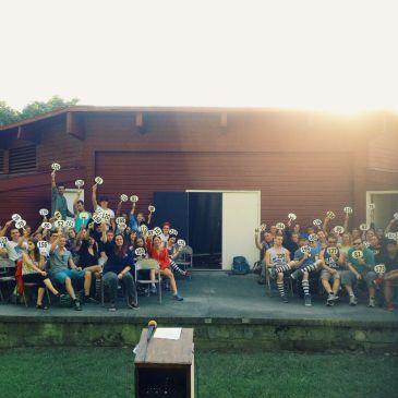 Summer Camp Staff auction