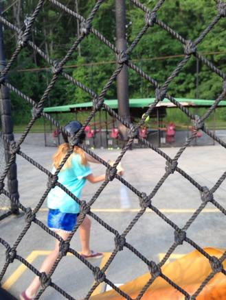 Baseball Batting Cages Summer Camp