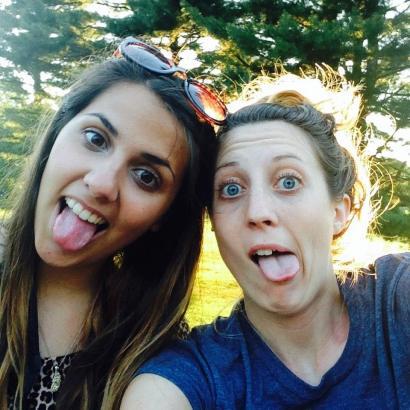 Summer Camp Best friends