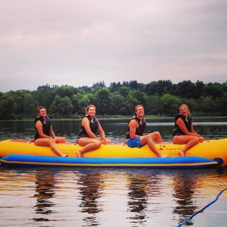 Summer Camp Banana Boat