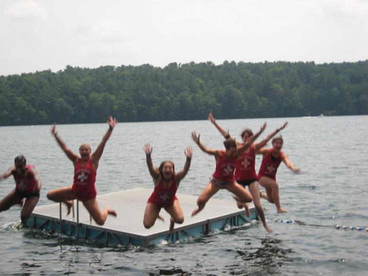 Summer Camp Counselor Lifeguards