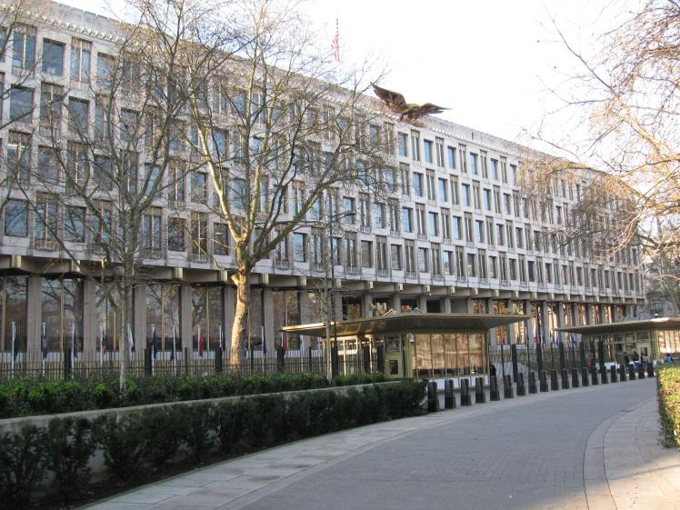 London US Embassy