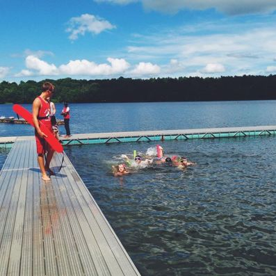 Summer Camp Swimming instructor