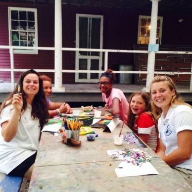 Summer Camp Art Instructor