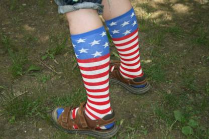 4th July Socks summer camp