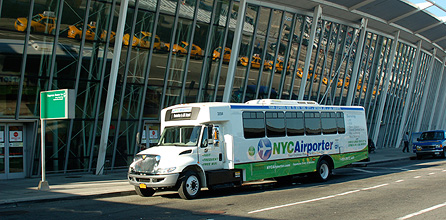 JFK to Grand Central NYC airporter