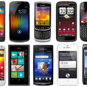 Mobile phones plans