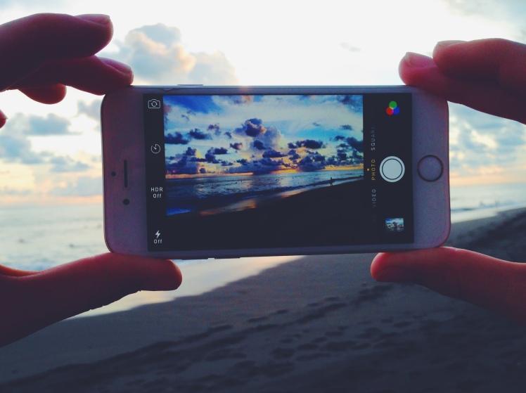 Sunsets at Hermosa Beach costa rica