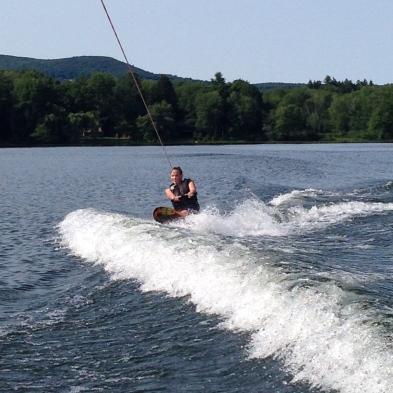 Summer Camp Waterski