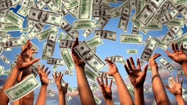 Tax refund money