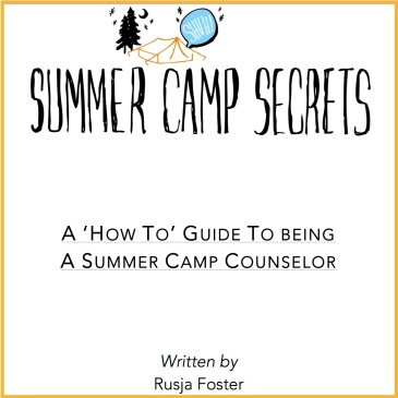 Summer Camp Secrets the book