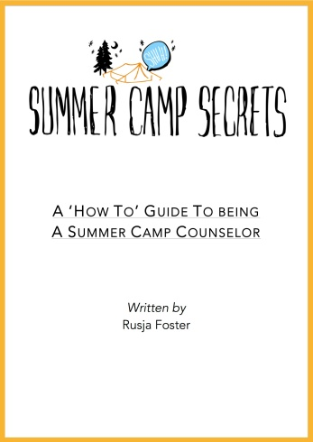 Summer Camp Secrets book