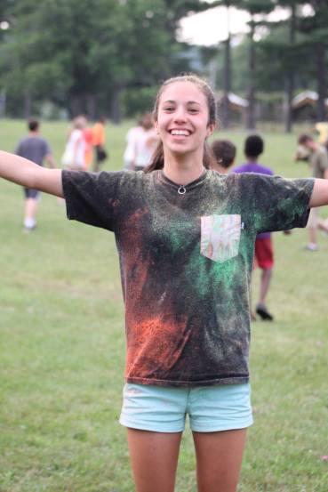 camp counselor life