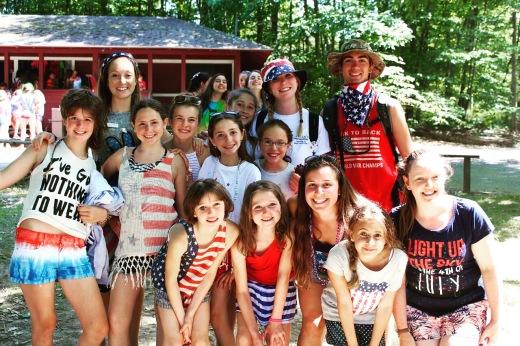 summer camp usa