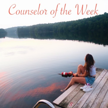 Counsellor of the Week