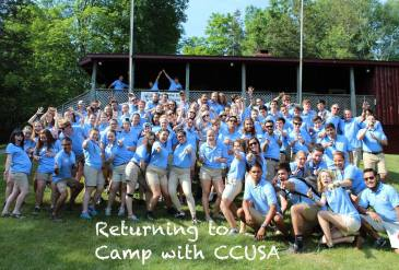 Returning to Camp with CCUSA