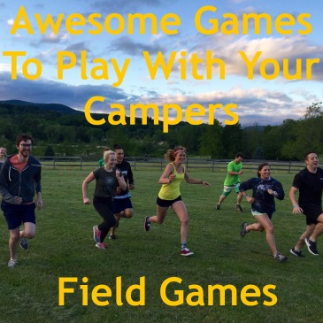 Summer Camp Games