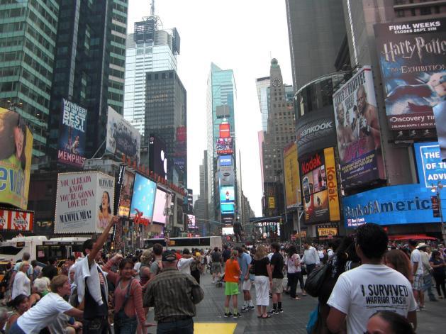 NYC Big Apple Travel
