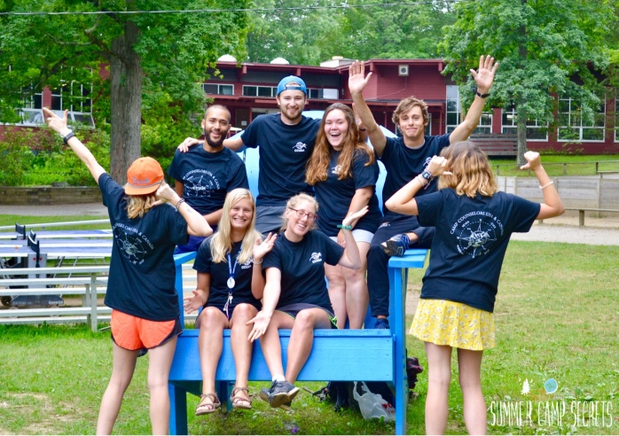 Summer Camp counsellors ccusa