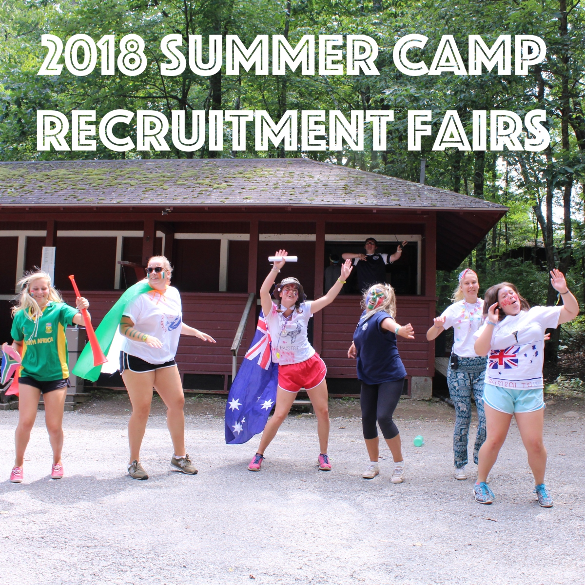 2018 Summer Camp Recruitment Fairs