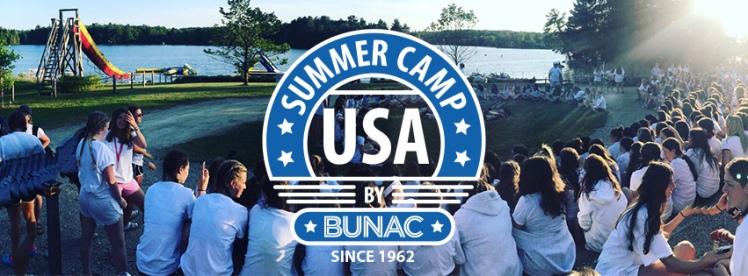 BUNAC Summer Camp USA