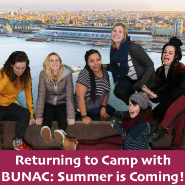 Summer camp BUNAC