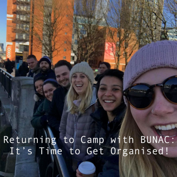 BUNAC summer camp