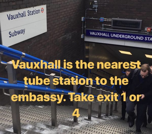 Summer camp J1 visa documents vauxhall tube