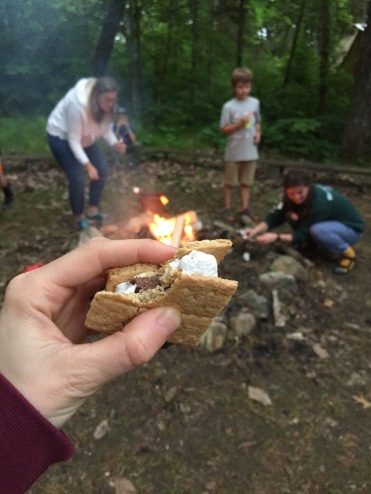 Summer camp s'more usa