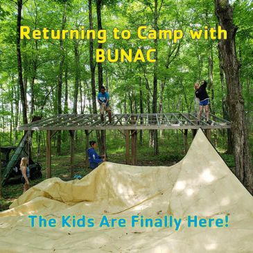 Summer Camp USA BUNAC